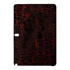 Black And Red Background Samsung Galaxy Tab Pro 12 2 Hardshell Case
