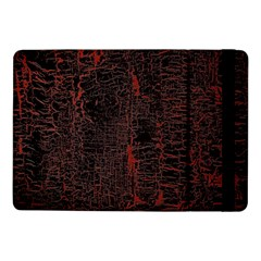 Black And Red Background Samsung Galaxy Tab Pro 10 1  Flip Case