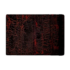 Black And Red Background Ipad Mini 2 Flip Cases
