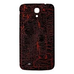 Black And Red Background Samsung Galaxy Mega I9200 Hardshell Back Case