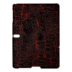 Black And Red Background Samsung Galaxy Tab S (10 5 ) Hardshell Case