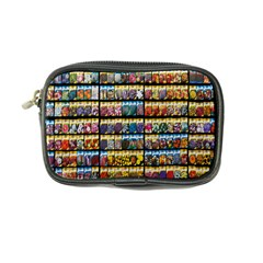 Flower Seeds For Sale At Garden Center Pattern Coin Purse