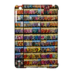 Flower Seeds For Sale At Garden Center Pattern Apple Ipad Mini Hardshell Case (compatible With Smart Cover)
