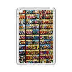 Flower Seeds For Sale At Garden Center Pattern Ipad Mini 2 Enamel Coated Cases