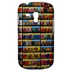 Flower Seeds For Sale At Garden Center Pattern Galaxy S3 Mini