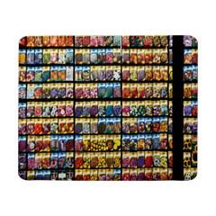Flower Seeds For Sale At Garden Center Pattern Samsung Galaxy Tab Pro 8 4  Flip Case