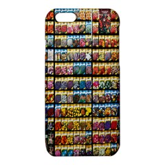 Flower Seeds For Sale At Garden Center Pattern iPhone 6/6S TPU Case