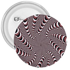 Digital Fractal Pattern 3  Buttons