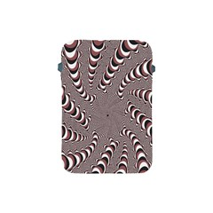 Digital Fractal Pattern Apple Ipad Mini Protective Soft Cases