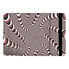Digital Fractal Pattern Samsung Galaxy Tab Pro 10.1  Flip Case