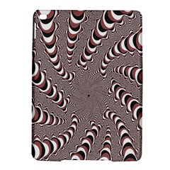 Digital Fractal Pattern Ipad Air 2 Hardshell Cases