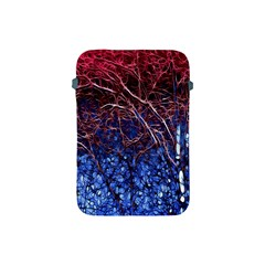 Autumn Fractal Forest Background Apple Ipad Mini Protective Soft Cases
