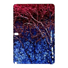 Autumn Fractal Forest Background Samsung Galaxy Tab Pro 12 2 Hardshell Case