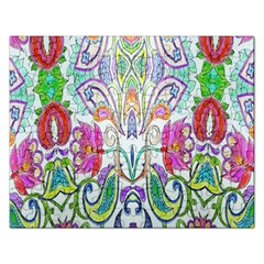 Wallpaper Created From Coloring Book Rectangular Jigsaw Puzzl