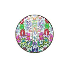 Wallpaper Created From Coloring Book Hat Clip Ball Marker (10 pack)