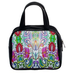 Wallpaper Created From Coloring Book Classic Handbags (2 Sides)