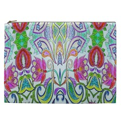 Wallpaper Created From Coloring Book Cosmetic Bag (xxl)
