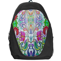Wallpaper Created From Coloring Book Backpack Bag