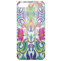 Wallpaper Created From Coloring Book Apple Iphone 5 Classic Hardshell Case