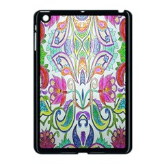 Wallpaper Created From Coloring Book Apple Ipad Mini Case (black)