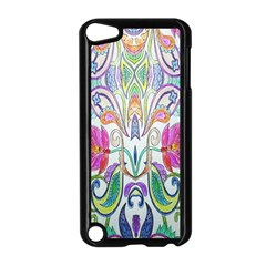 Wallpaper Created From Coloring Book Apple iPod Touch 5 Case (Black)