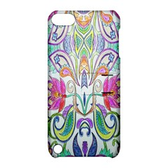 Wallpaper Created From Coloring Book Apple Ipod Touch 5 Hardshell Case With Stand