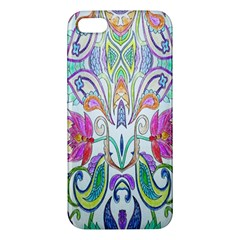 Wallpaper Created From Coloring Book Apple Iphone 5 Premium Hardshell Case