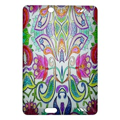 Wallpaper Created From Coloring Book Amazon Kindle Fire Hd (2013) Hardshell Case
