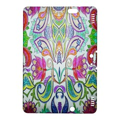Wallpaper Created From Coloring Book Kindle Fire Hdx 8 9  Hardshell Case