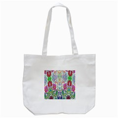 Wallpaper Created From Coloring Book Tote Bag (white)