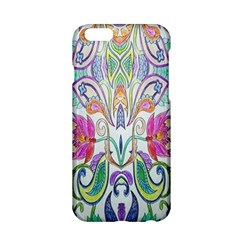 Wallpaper Created From Coloring Book Apple Iphone 6/6s Hardshell Case