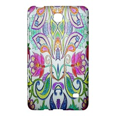 Wallpaper Created From Coloring Book Samsung Galaxy Tab 4 (8 ) Hardshell Case