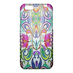 Wallpaper Created From Coloring Book iPhone 6/6S TPU Case