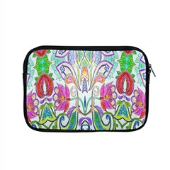 Wallpaper Created From Coloring Book Apple Macbook Pro 15  Zipper Case