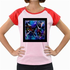 Water Is The Future Women s Cap Sleeve T-Shirt