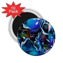 Water Is The Future 2.25  Magnets (10 pack)