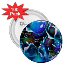 Water Is The Future 2.25  Buttons (100 pack)