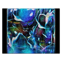 Water Is The Future Rectangular Jigsaw Puzzl