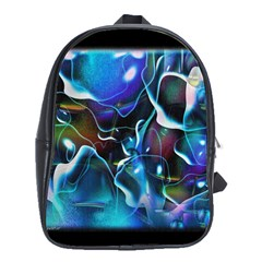 Water Is The Future School Bags(large)