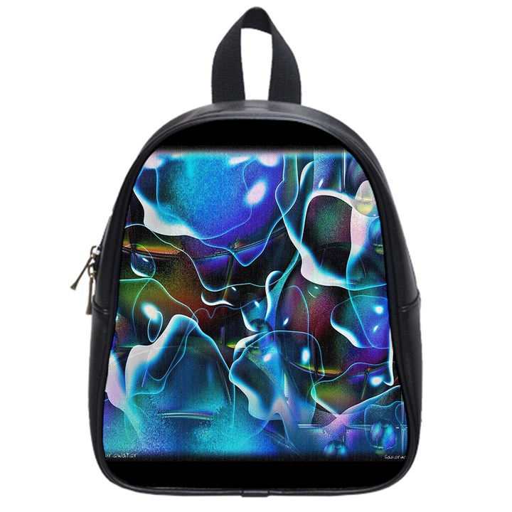 Water Is The Future School Bags (Small)