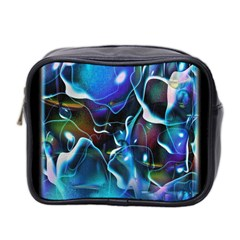 Water Is The Future Mini Toiletries Bag 2-Side