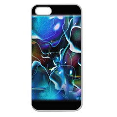 Water Is The Future Apple Seamless Iphone 5 Case (clear)