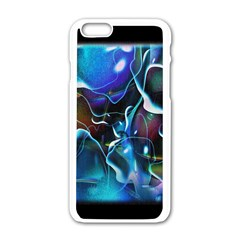Water Is The Future Apple Iphone 6/6s White Enamel Case