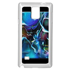 Water Is The Future Samsung Galaxy Note 4 Case (White)