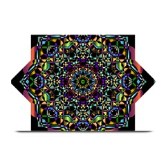 Mandala Abstract Geometric Art Plate Mats