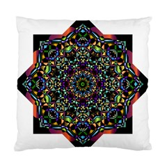 Mandala Abstract Geometric Art Standard Cushion Case (one Side)