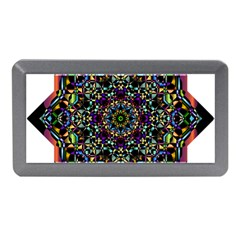 Mandala Abstract Geometric Art Memory Card Reader (Mini)