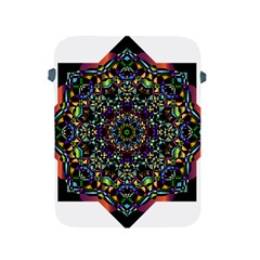 Mandala Abstract Geometric Art Apple Ipad 2/3/4 Protective Soft Cases