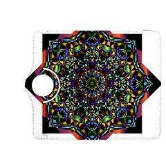 Mandala Abstract Geometric Art Kindle Fire Hdx 8 9  Flip 360 Case