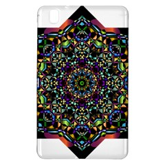 Mandala Abstract Geometric Art Samsung Galaxy Tab Pro 8.4 Hardshell Case